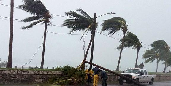 احتمال  قوع طوفان شدید دریایی مانند «دوریان» در نواحی خلیج فارس