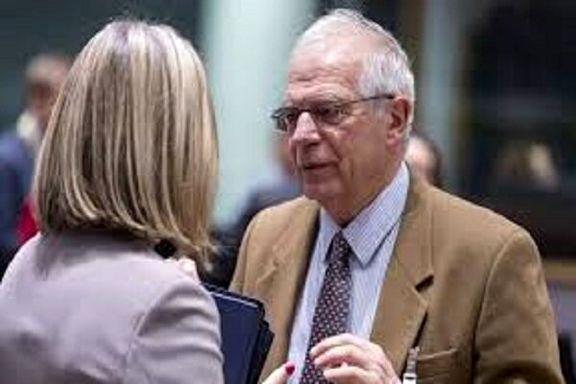 موگرینی خداحافظی کرد / سکان سیاست خارجی اتحادیه اروپا به جوزف بورل سپرده شد