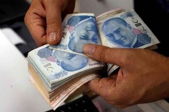 رشد لیر در برابر دلار ادامه دارد