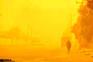 طوفان شدید در جنوب کشور/شروع گردوخاک در بوشهر و خوزستان