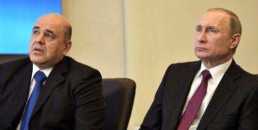 «میخائیل میشوستین» نخستوزیر جدید روسیه شد