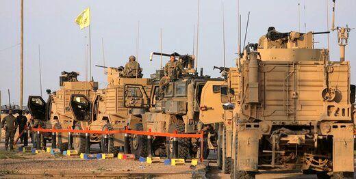 نظامیان تروریست آمریکایی وارد عراق شدند
