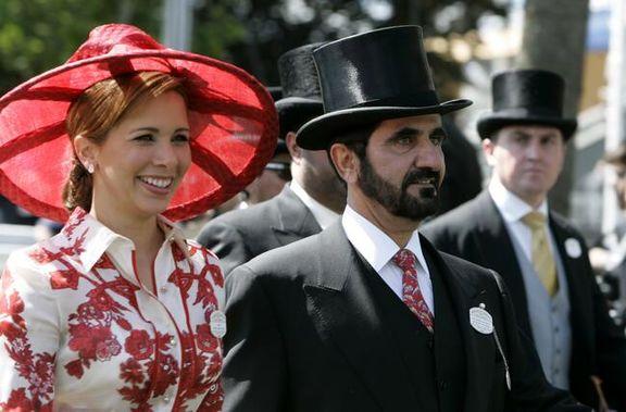 همسر فراری حاکم دوبی به خاطر معشوقه اش به انگلیس رفت