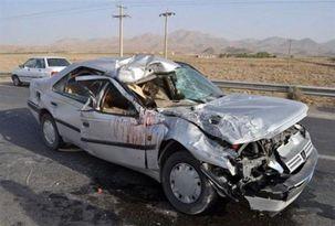 جزییات سانحه تصادف مداحان امدادرسان در جاده پلدختر