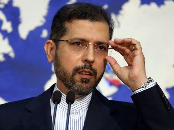 خطیبزاده: اصل گفتگوهای وین انجام و ایران در آن حاضر خواهد شد
