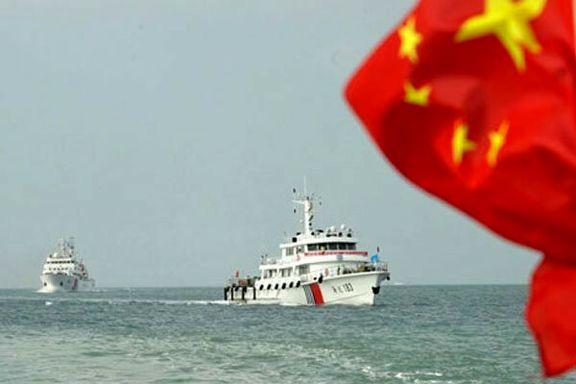 تنش در دریای چین جنوبی بالا گرفت / چین مانع ار ورود دو کشتی جنگی آمریکا به سواحل هنگکنگ شد