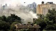 سفارتخانه آمریکا در منطقه سبز بغداد تخلیه شد