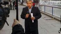 ماجرای مهاجرت اسماعیل فلاح خبرنگار صداوسیما چه بود؟