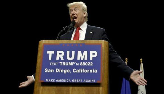پخش یک کلیپ تبلیغاتی ستاد انتخاباتی ترامپ متوقف شد