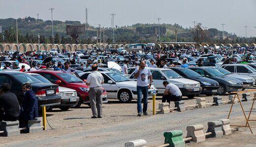 «خودرو» صاحب بیشترین حجم معاملات بازار شد