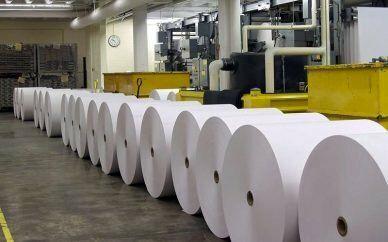 یکی از راهکارهای برطرف شدن مشکلات بازار کاغذ توجه به تولید داخل  است
