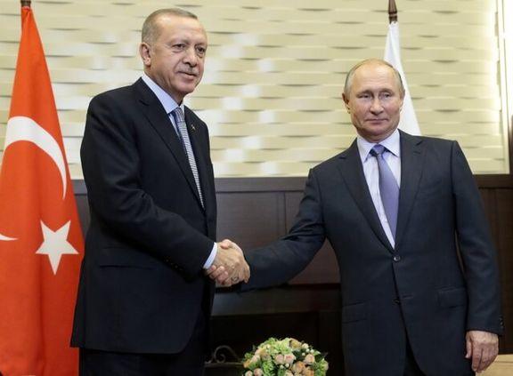 پوتین تصمیم دارد برای کریسمس به ترکیه سفر کند