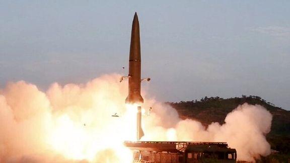 تهدیدهای کره شمالی علیه کره جنوبی و آمریکا/پرتاب دو موشک به دریای ژاپن