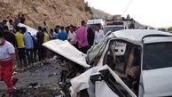 تصادف در یاسوج باعث مرگ 3 نفر شد