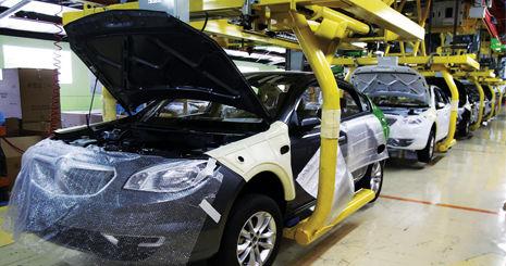 پیش فروش محصولات  ایران خودرو اوایل هفته آینده