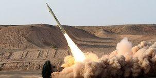 پدافند هوایی سوریه حمله اسرائیل را دفع کرد