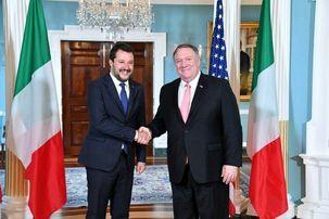 دیدار دو مقام آمریکایی و ایتالیایی در واشنگتن و گفتگو درباره ایران