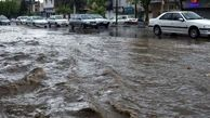 سیلابهای تابستانی منجر به کاهش ۳ درصدی تنش آبی شد