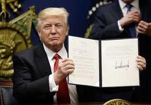 ترامپ در خصوص برجام تصمیمی گرفته است که در انتخابات به آن اشاره داشت