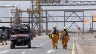 حمله راکتی جدید به نزدیکی مقر شرکت نفتی «بیبی» انگلیس در عراق