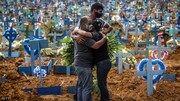 شناسایی 54 هزار مورد جدید ابتلا به کرونا در برزیل