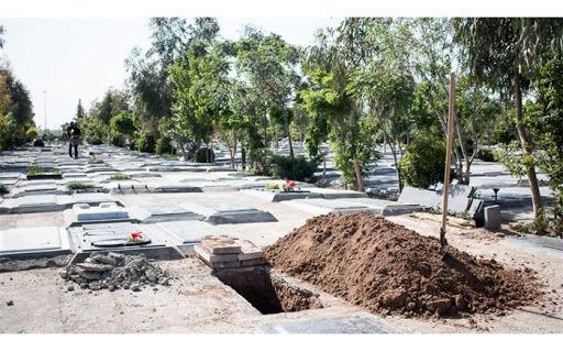 سوسن سلیمی در بهشت زهرا به خاک سپرده شد