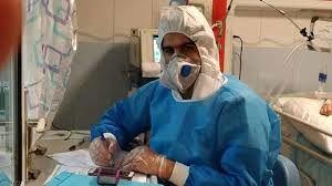 کرونا و رشادت های کادر درمانی بیمارستانها