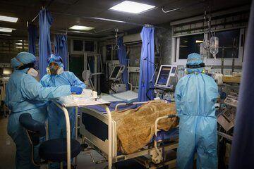 فوت 380 نفر بر اثر کرونا در کشور
