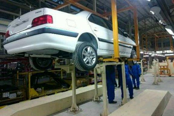 وزیر صنعت: امسال تولید خودرو به  یک میلیون و ۲۰۰ هزار دستگاه میرسد