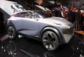 رونمایی از مدل جدید خودروی نیسان در نمایشگاه ژنو