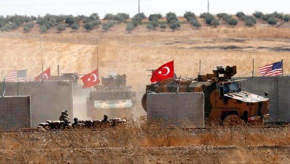 انتقاد دمشق از فعالیت های ترکیه و آمریکا در نزدیکی مرز