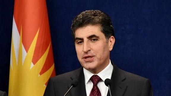 انتقاد بارزانی از تصمیم پارلمان عراق برای خروج نیروهای آمریکایی