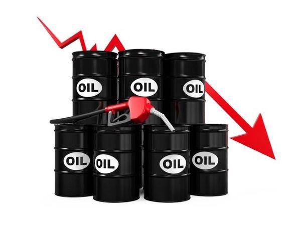 قیمت نفت در بازار جهانی با کاهش همراه شد