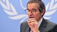 گروسی: در حل مسائل پادمانی با ایران پیشرفتی حاصل نشده