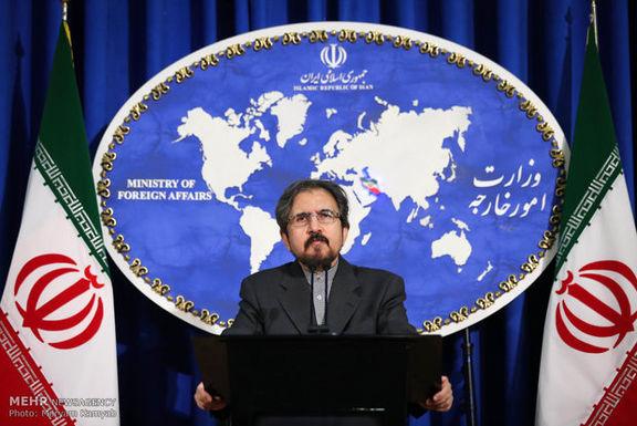 واکنش سخنگوی وزارت امور خارجه به حادثه تروریستی چابهار