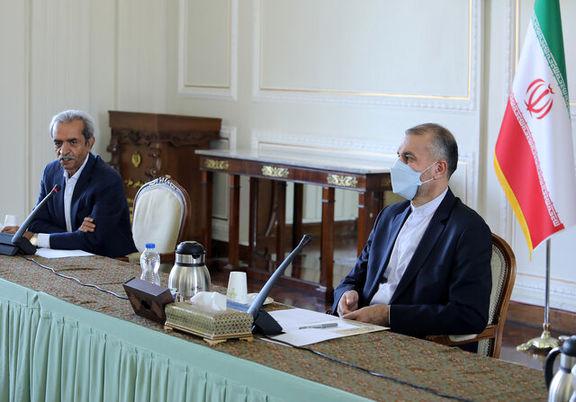 امیرعبداللهیان: تامین واکسن کرونا از اولویتهای بالای وزارت خارجه است