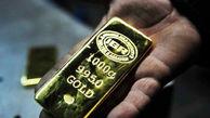 هر انس طلا  به 1913 دلار و 11 سنت رسید