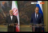 گفتگوی ظریف و همتای روسی اش درباره اقدامات جدید آمریکا علیه ایران در شرایط کرونا