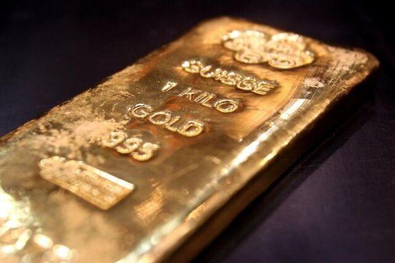قیمت طلا در معاملات روز پنجشنبه/ هر اونس طلا به ۱۳۳۰.۶۹ دلار رسید