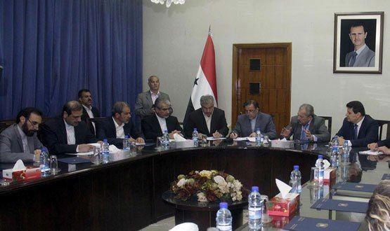 رایزنی وزرای مسکن ایران و سوریه درباره نحوه بازسازی سوریه