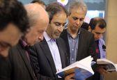شاپور محمدی از نمایشگاه کتاب بازدید کرد