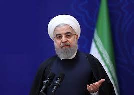 حسن روحانی:امروز مردم ما از ۶ ماه پیش و یکسال پیش آرامش بهتری دارند + فیلم