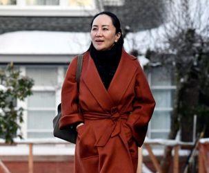 دولت چین از کانادا خواست «منگ وانژو» را آزاد کند