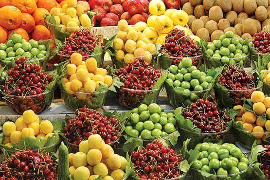 قیمت انواع میوه در بازار میوه و تره بار و خرده فروشی ها