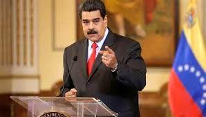 مادورو : ترامپ یک نژاد پرست افراطی سفید پوست است