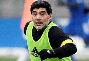 فیفا در واکنش به انتقاد ماردونا نوشت:صحبت های مارادونا بی اساس و نامناسب هستند