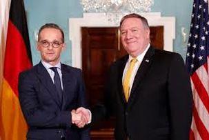وزیر خارجه آلمان و وزیر خارجه آمریکا درباره سوریه مذاکره می کنند