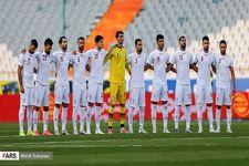 ترکیب تیم ملی ایران مقابل بحرین