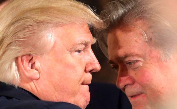 ترامپ با یک کودتا مواجه است