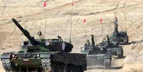نظامیان ترکیه از لیبی و سوریه خارج نخواهند شد